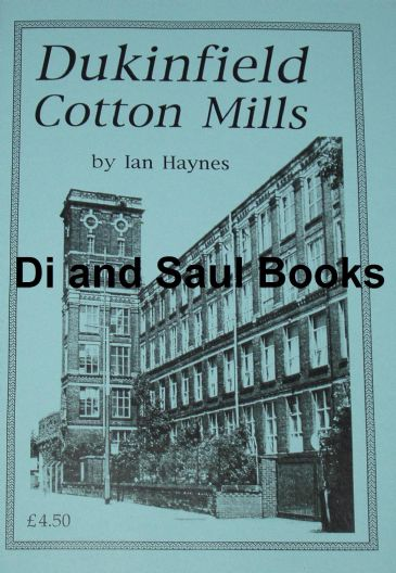 Dukinfield Cotton Mills, by Ian Haynes
